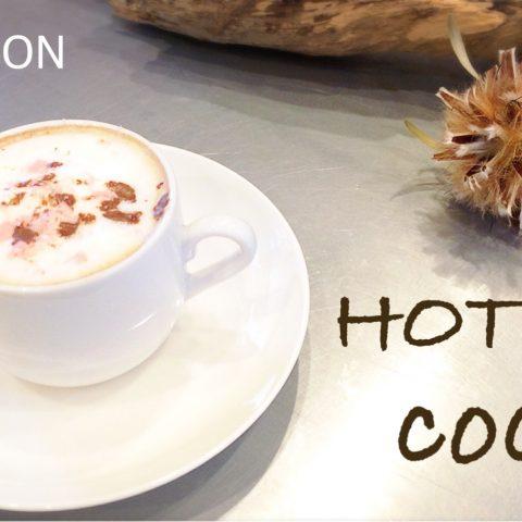 12月のCINNAMON CAFE.