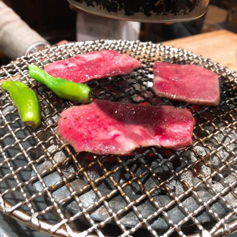 CINNAMON裏の名店焼肉!!